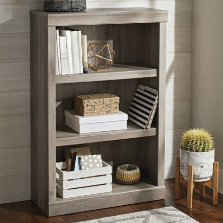 Better Homes & Gardens Glendale 3 Shelf Bookcase