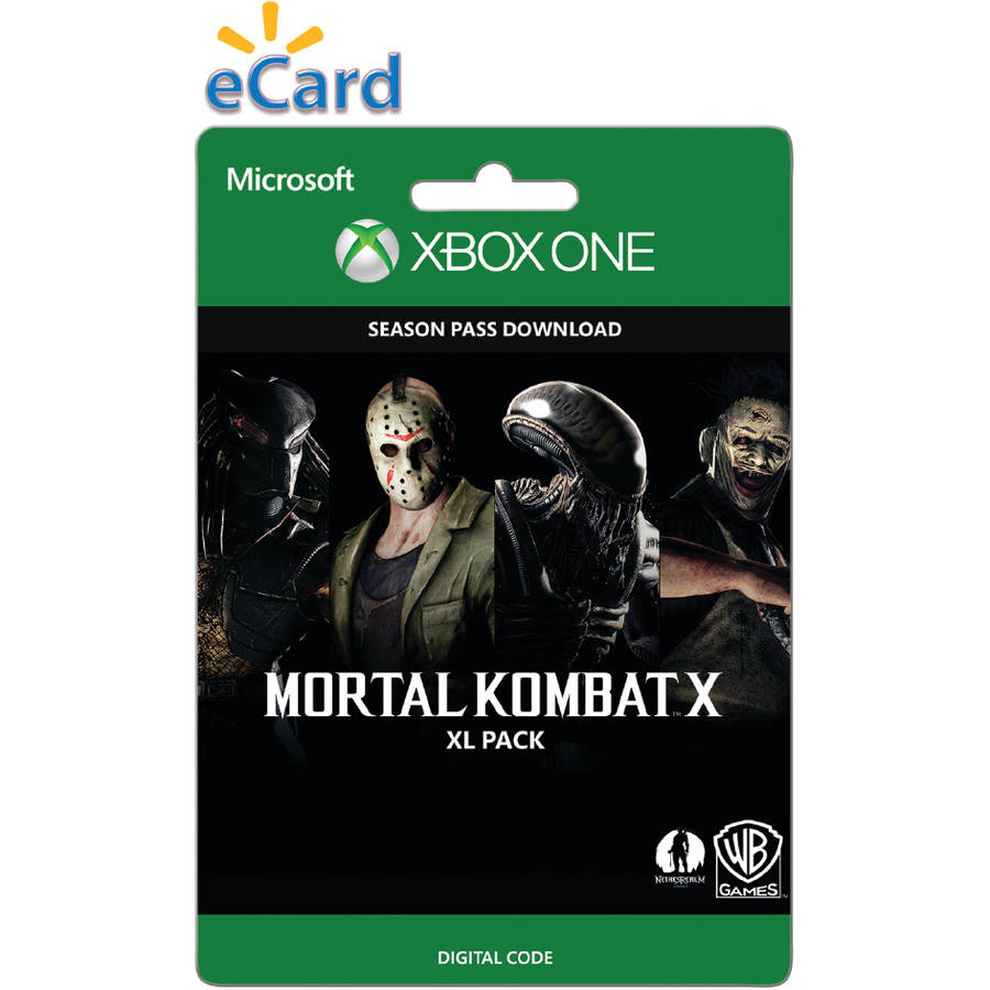 Mortal Kombat XL Season Pass (Xbox One) (Email Delivery)