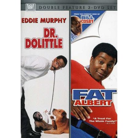 Dr. Dolittle / Fat Albert (Widescreen)](Fat Albert Halloween Cartoon)