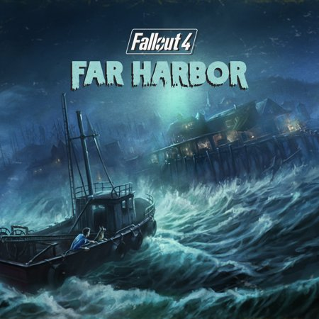 Fallout 4 - Far Harbor DLC (PC)(Digital - Fnaf 4 Halloween Dlc