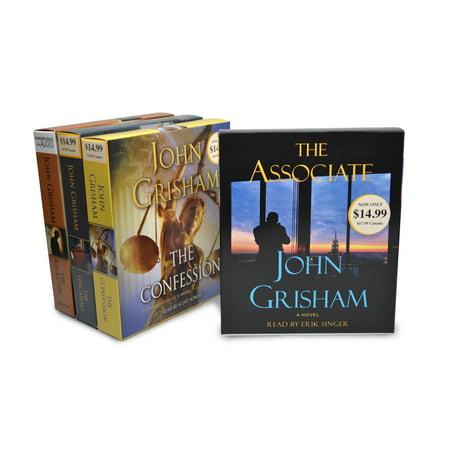 John Grisham CD Audiobook Bundle #2 - City Of Federal Way Jobs