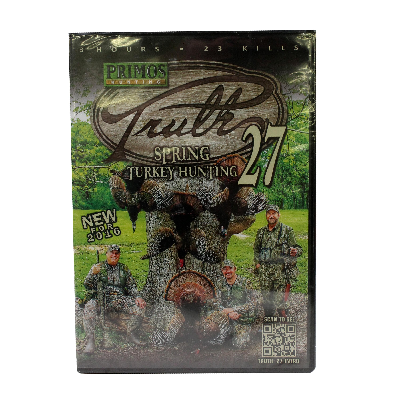 Primos The TRUTH 27, Turkey, DVD by Primos
