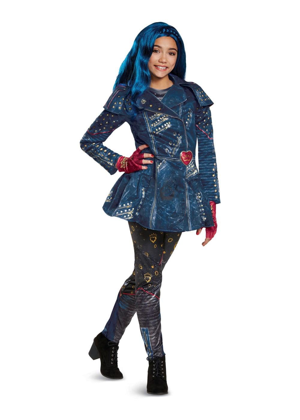Girls Descendants 2 Evie Costume deluxe