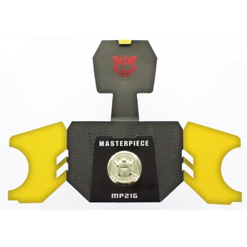 Transformers Masterpiece MP-21G Bumble Collector's Coin](Transformers Bubble Bee)