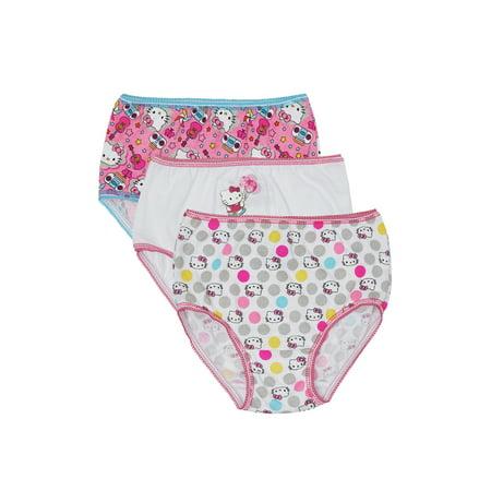 Hello Kitty Toddler Girls Underwear, 3 Pack](Hello Kitty Parties)