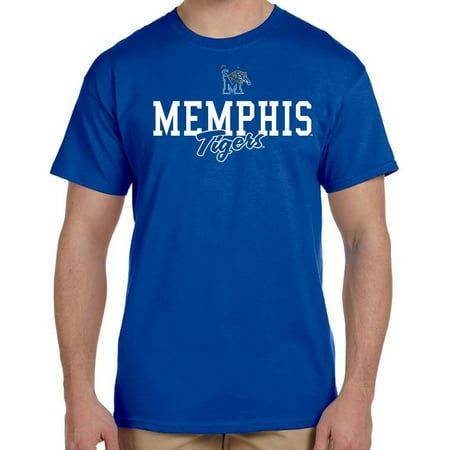 J2 Sport Memphis Tigers NCAA Campus Script Unisex