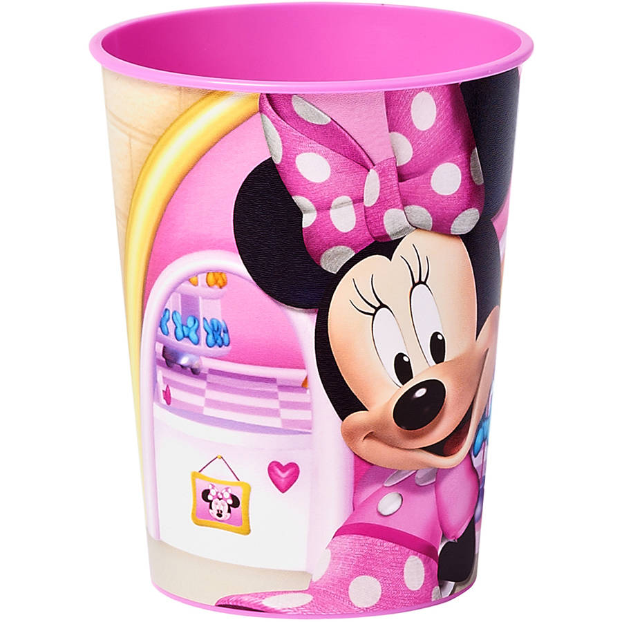 Minnie Mouse Bow-Tique Plastic Party Cup, 16oz.