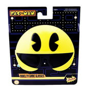 Yellow Pac Man Officially Licensed Sun-Staches Video Game Nintendo Atari