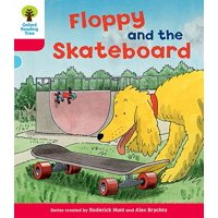 Oxford Reading Tree : Level 4: Decode and Develop Floppy and the Skateboard