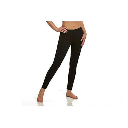 0f0c2fd957644e Felina - Felina Modal & Cotton Leggings - 2 Pack (Medium) - Walmart.com