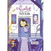 Violet and the Mystery of Tiger Island - eBook