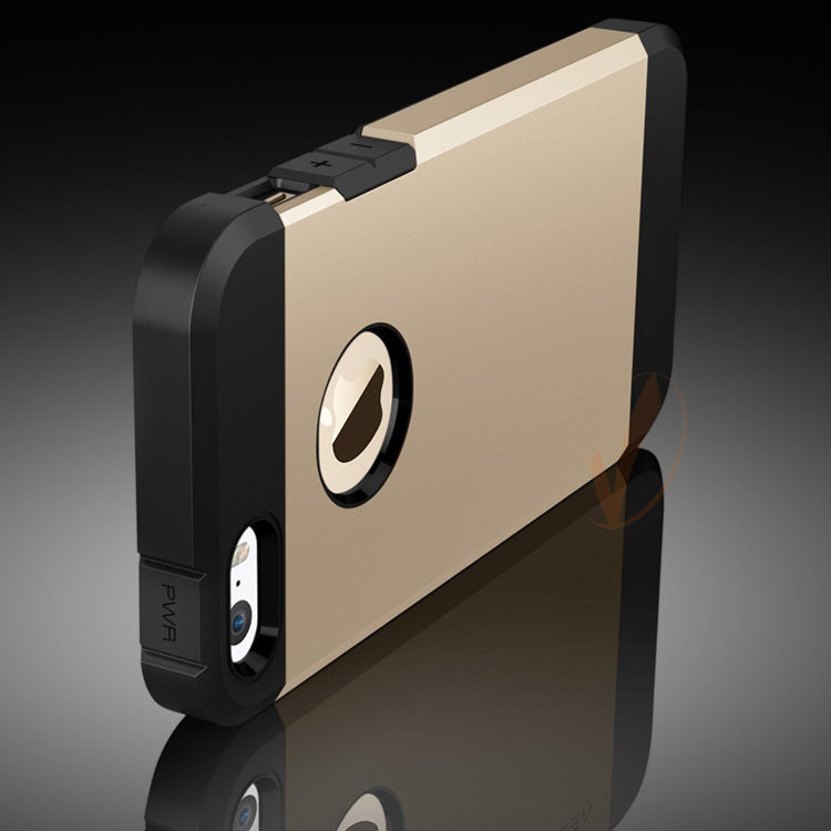 LivEditor The New Touch Armor iPhone 5S / 5 case with Black and Gold Color CA - image 6 of 6