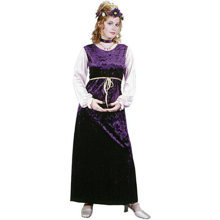Velvet Harvest Princess Adult Halloween Costume
