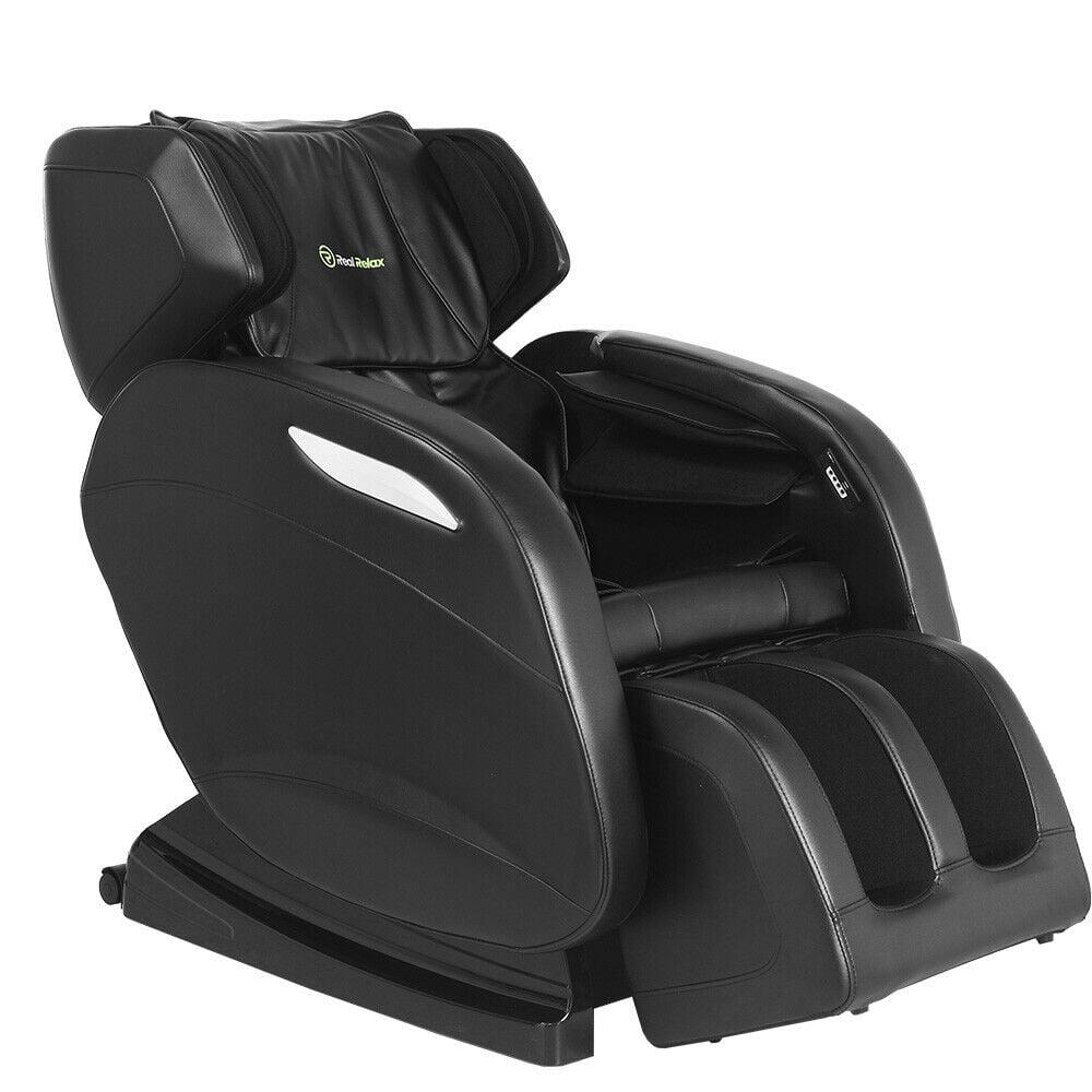 Real Relax Full Body Shiatsu Electric Massage Chair ...