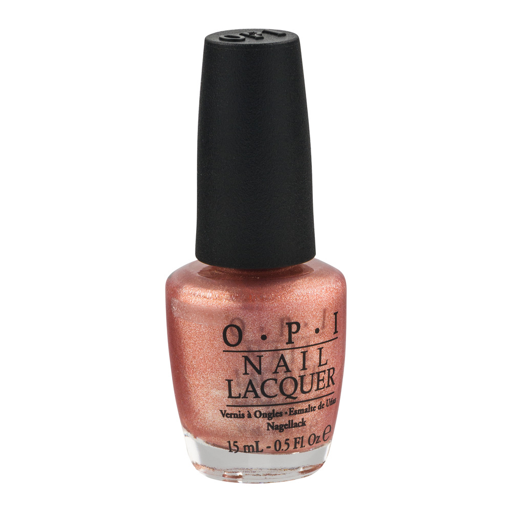 OPI Nail Lacquer Cozu-Melted In The Sun, 0.5 FL OZ - Walmart.com