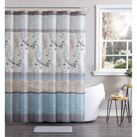 DISCONTINUED VCNY Home Ashley Leaf Printed 14 Piece Bath
