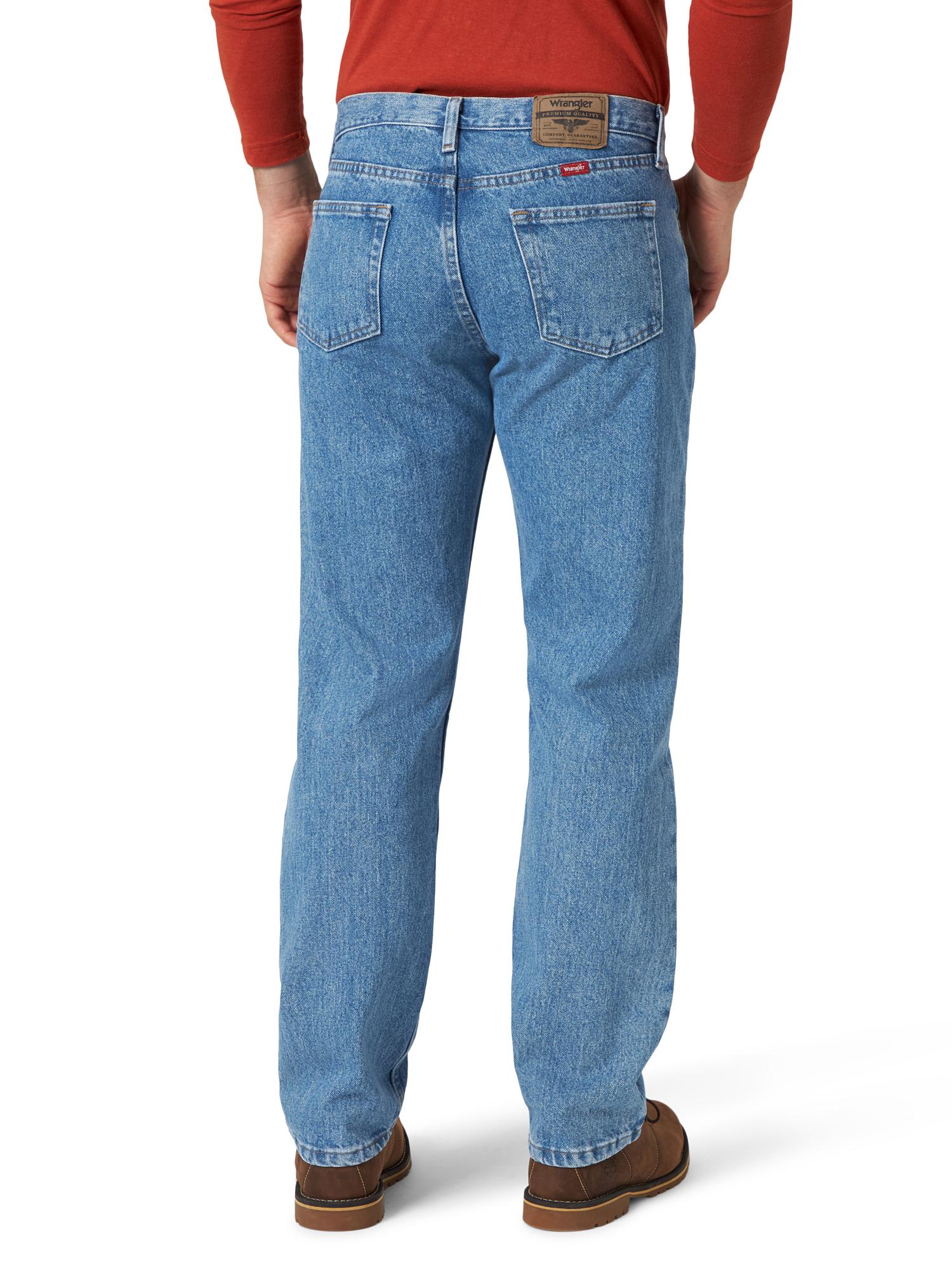 Wrangler [20% Off] Wrangler Big Men's Relaxed Fit Jeans