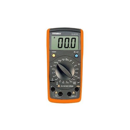 Brand New Tenma 72-8155 Lcr Meter 3 1/2 Digit 1999 Count