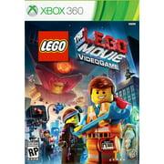 The LEGO Movie Videogame, Warner Bros, Xbox 360, 883929375332