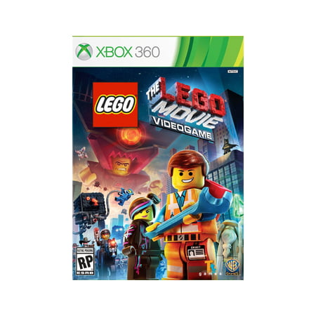 The LEGO Movie Videogame, Warner Bros, Xbox 360, 883929375332