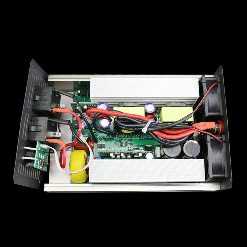 300W Pure Sine Wave Inverter DC12V To AC110V Car Inverter With USB Charge Port