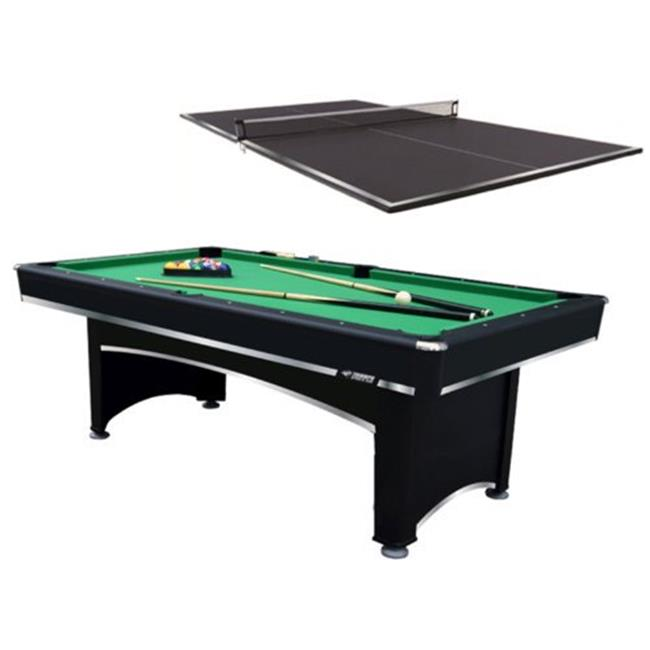 45-6102 84 in. Arcade  Billiard Table with Table Tennis Top