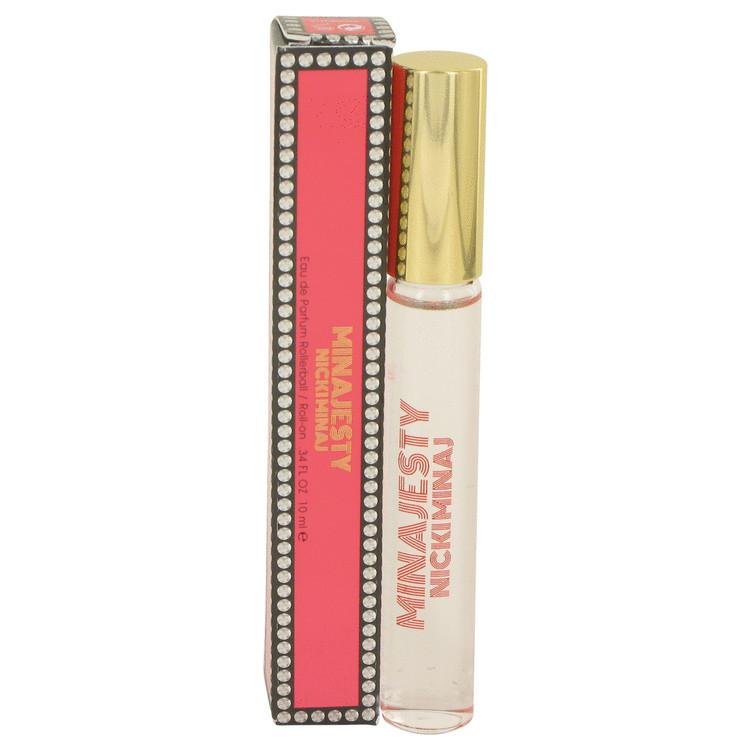 Nicki Minaj Minajesty Eau de Parfum Rollerball 0.34 oz for Women