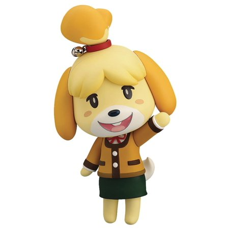 Shizue (Isabelle) Winter Ver. Nendoroid Animal Crossing New - Animal Crossing New Leaf Halloween Room