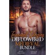 Innocent Virgins Deflowered Medieval Bundle - eBook