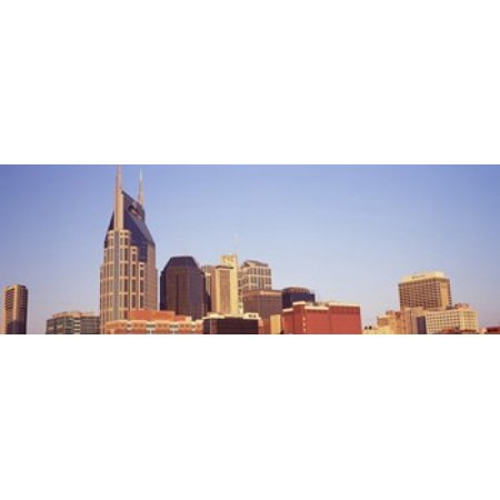 Buildings in a city BellSouth Building Nashville Tennessee USA 2013 Poster Print](Party City In Nashville Tennessee)
