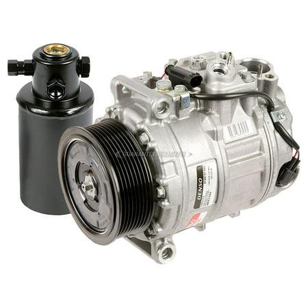 (OEM AC Compressor w/ A/C Drier For Mercedes-Benz GL320)