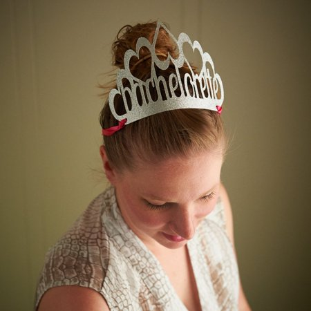 Bachelorette Party Decorations. Handcrafted in 1-3 Business Days. Party Crowns. Party Tiaras.](Bachelorette Tiara)