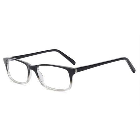Trend by DNA Mens Prescription Glasses, DNA4011 Black Gradient ...