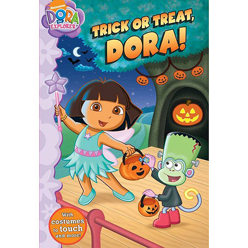 Trick or Treat, Dora!