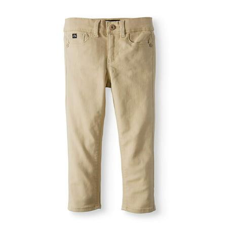 Skinny Khaki Pants (Toddler Girls)