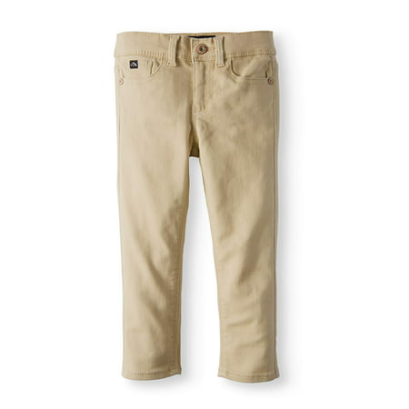 Retro Womens Khakis (Jordache Skinny Khaki Pants (Toddler Girls) )