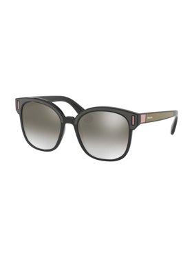 8e524695f0 Product Image Prada PR 05US SVK5O0 Black  Brown  Pink Square Sunglasses
