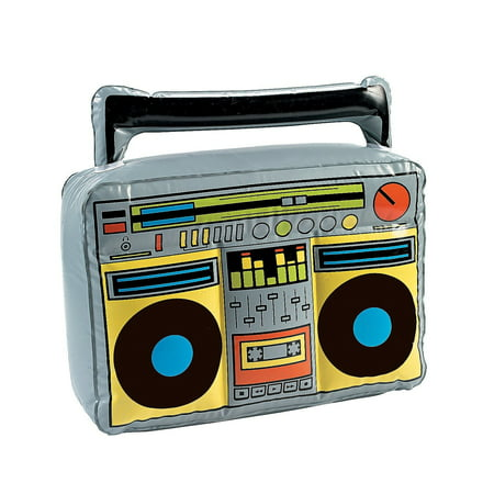 Inflatable Boom Box (Fun Express Inflatable Boom Box,)
