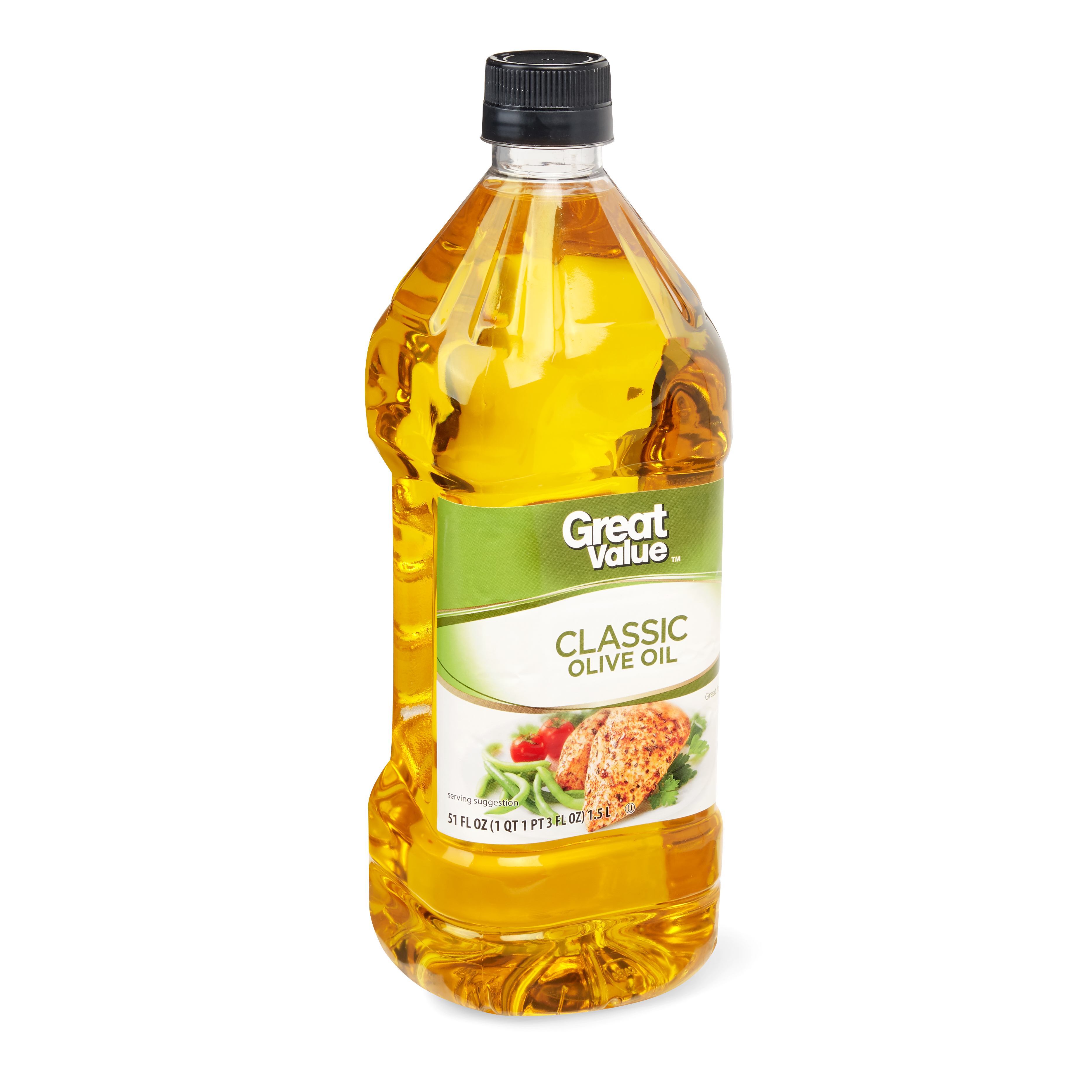 Great Value Classic Olive Oil 51 fl oz