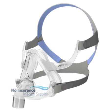 AirFit F10 Full Face Mask with Headgear - Small (Resmed Full Face Mask)