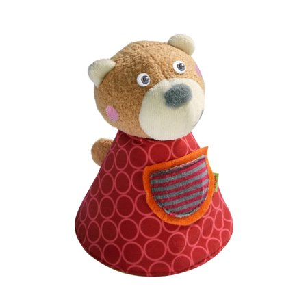 HABA Soft Plush Clutching Toy Beke The Bear Haba Soft Toys