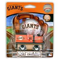 MasterPieces MLB San Fransisco Sports Toy Train