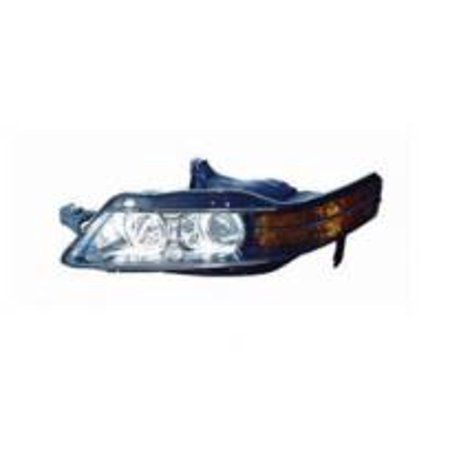 Go Parts 2007 2008 Acura Tl Headlight Headlamp Embly Front Base