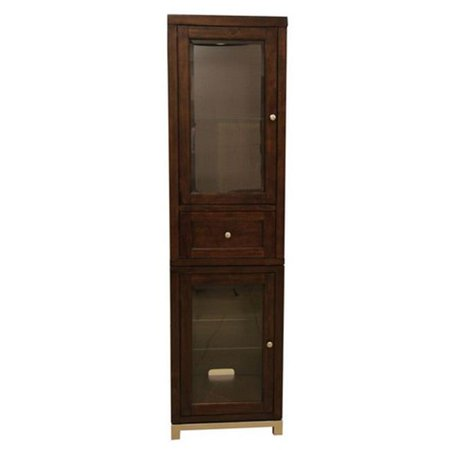 Tresanti Wesleyan 18 Bottle Right Wine Cabinet Walmart Com