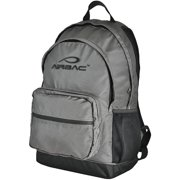 "Airbac Bump 17"" Laptop Backpack, Grey"