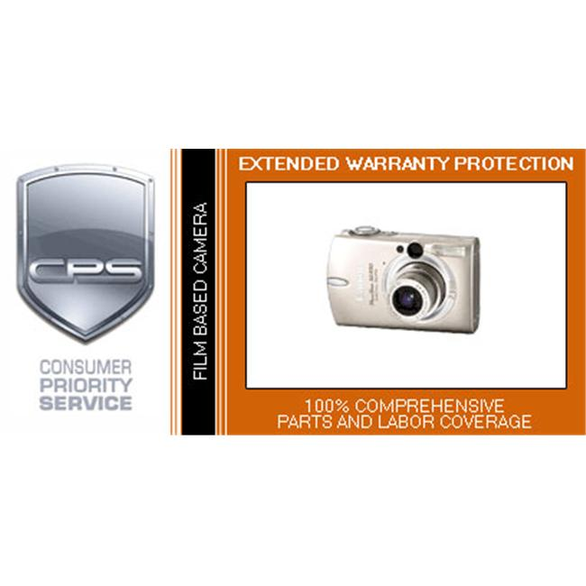 Consumer Priority Service FC2-1000 2 Year Film Based Camera under $1 000. 00