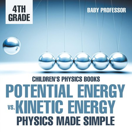 Potential Energy vs. Kinetic Energy - Physics Made Simple - 4th Grade - Children's Physics