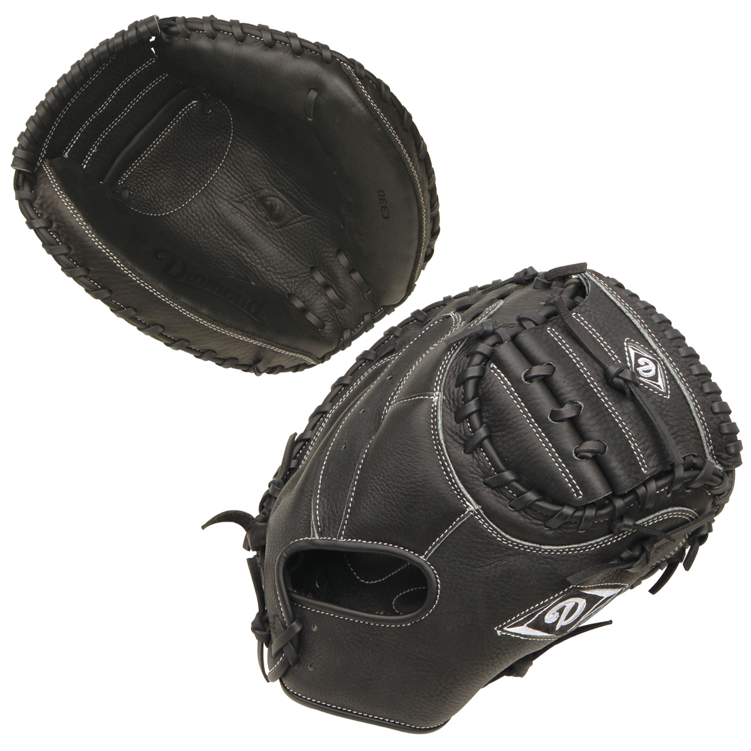 Diamond C330 33 Inch DCM-C330 Baseball Catcher's Mitt by