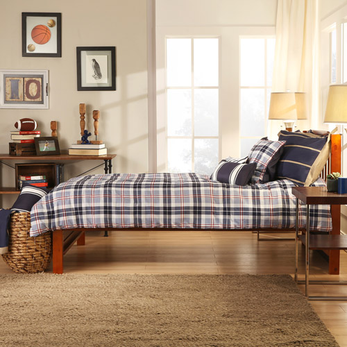 Elise Twin Bed, Mahogany