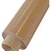 "G-Floor Garage Flooring Cover / Protector – 55 Mil Polyvinyl Ribbed 8'6"" x 22' in Sandstone"